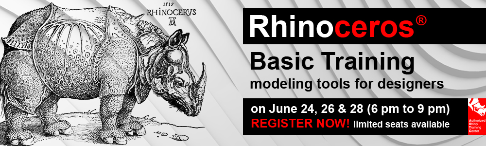 Rhino3D Basic Training